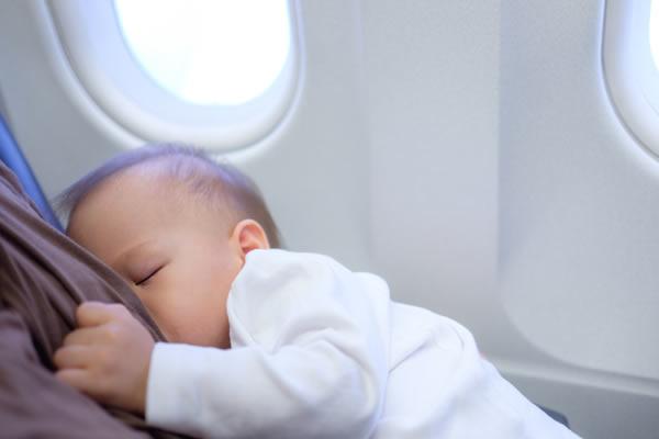 Breastfeeding on board